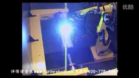 图灵点焊机器人_电弧焊机器人_高清