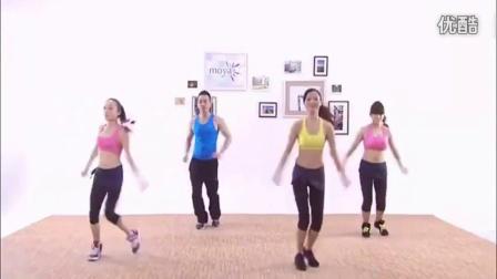韩国健身操瘦肚子30分钟