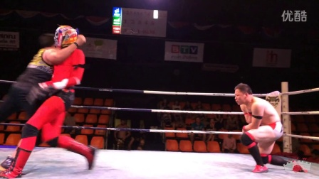 MKW TV: Chinese Pro Wrestling THAILAND EDITION Trailer