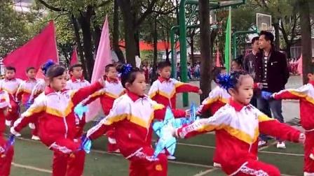 永顺县周实验小学 27班运动会开幕式入场