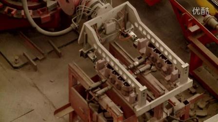 柯马机器人铸造应用解决方案