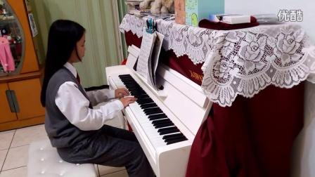 【钢琴心灵】可以的话 梁静茹【料理高校生】电视剧插曲