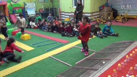 城东幼儿园 大班 游戏《砸金蛋》