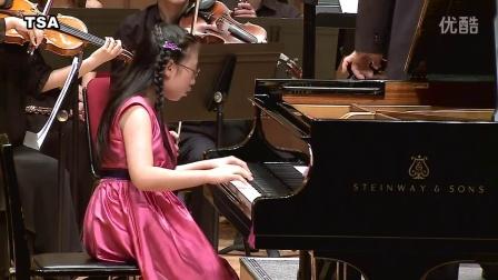 台湾铃木协会/ 肖邦/ f小调第2号钢琴协奏曲Op. 21 第2乐章/林   美君11歲