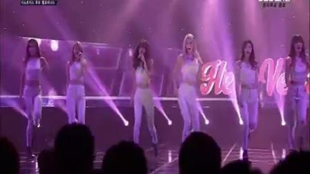 蔡妍韩国舞曲 美女自拍热舞