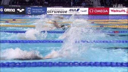 Jeanette Ottesen采访:女子50蝶夺冠(2016FINA温莎世界游泳锦标赛)