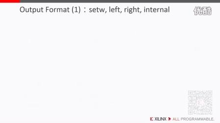 Lesson11:描述高效的C测试平台 - 输出监测与格式控制