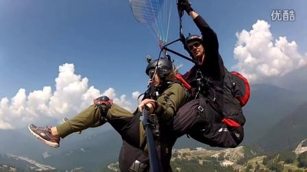 滑翔伞时刻