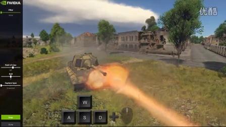War Thunder- NVIDIA Ansel