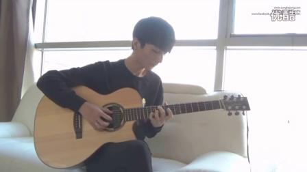 郑成河最新指弹吉他曲 (Taeyeon) 11_11 - Sungha Jung 旋律优美