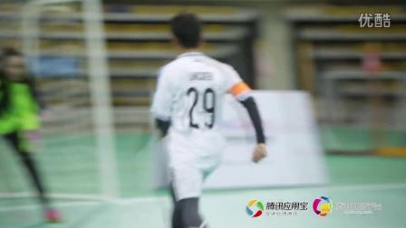 腾讯(开平移平)vsFFC足球友谊交流赛5分钟