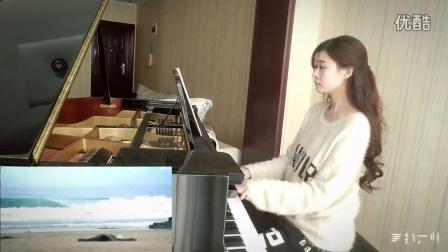 蓝色大海的传说ost《Love Story》钢琴演奏