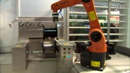 【塑料行业】KUKA机器人解决方案 预告