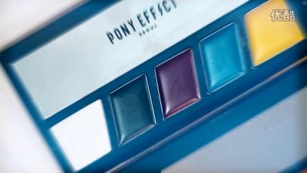 【PONYEFFECT】私人定制唇彩调色盘