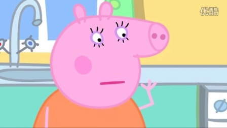 小猪佩奇做翅膀 粉红猪小妹变成蝙蝠