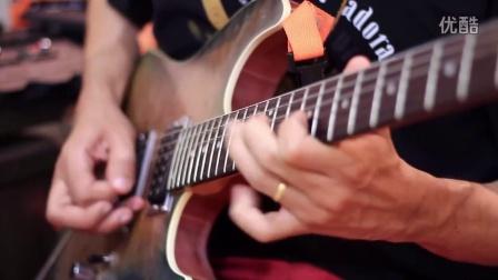巴西小伙签名款吉他 DiMarzio D Activator DP219 DP220 电吉他拾音器