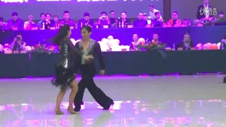 郑世岱大师的弟子在圆强艺术节上表演吉特巴(跳舞网录制)