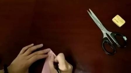 剪纸-三角
