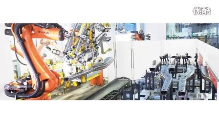 弧焊 - 梯形车架生产
