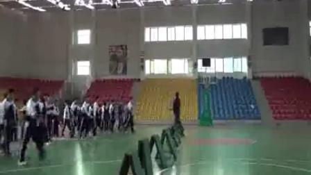 《立定跳遠》教學課例(八年級體育,坪地中學:周華放)