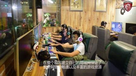 微星-青春飞扬网咖专访