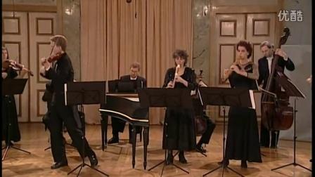 巴赫-勃兰登堡协奏曲第4号-G大调-BWV 1049(Freiburger Barockorchester
