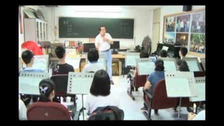 《竖笛改变我们生活》教学课例(人教版高二音乐,深圳中学:伏虎)