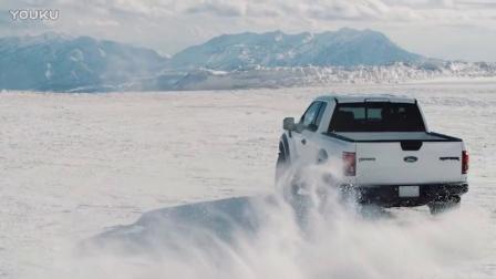 瘾擎TV   HOT Ken Block Unleashes the 2017 Ford F-150