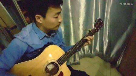 吉他弹唱《遗憾》