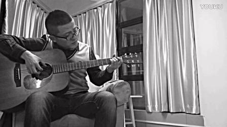 《斑马斑马》吉他弹唱,稍微调整了下分解弹法