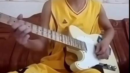 全民K歌吉他弹两只老虎
