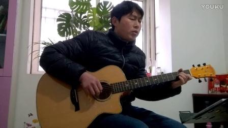 海峰吉他弹唱灰姑娘