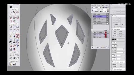 使用Alias Design快速完成概念设计造型
