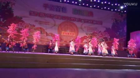 百色第四届文艺汇演乐业专场(5) QQ1205031519摄于百色森林公园20161226