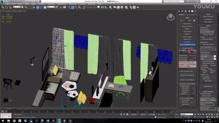 4、UE4 项目流程教学视频——软装导入UE4