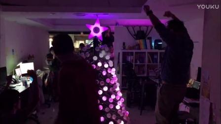 光感應聖誕裝置