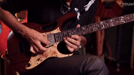Steve Vai - Describes Developing Dark Matter 2 Pickups with DiMarzio