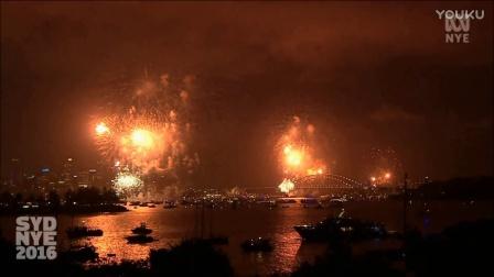 全球共赏 - 悉尼上演不一样的焰火表演