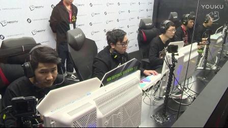 2016NESO全国电子竞技公开赛 LOL小组赛 FLK.贵州 vs 幻维时空.辽宁