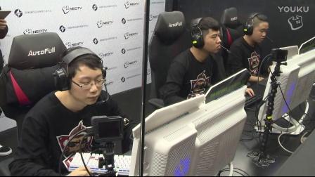 2016NESO全国电子竞技公开赛 LOL小组赛 FLK.贵州 vs SZ.深圳