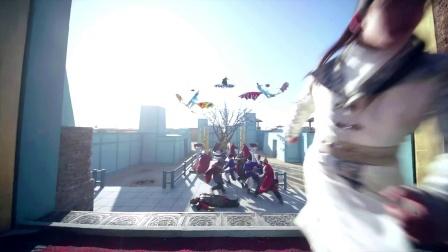 蝙蝠幻化黑龙王 刺杀人君阴谋落空  奇星记01集精彩片段