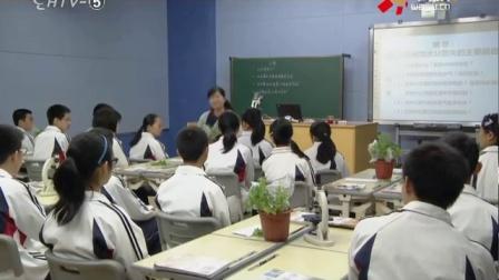 初中科学《4.5植物的叶与蒸腾作用》教学视频,费竣靖,2016年杭州市名师公开课