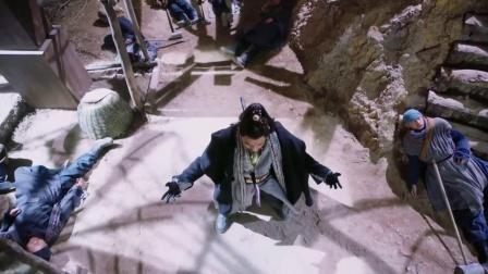 白泽激斗抢奇星 风息受伤同归于尽《奇星记之鲜衣怒马少年时》09集精彩片段