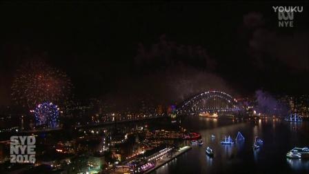 全球共赏——悉尼跨年焰火汇演 (高清版)