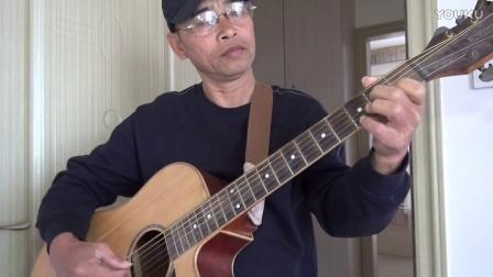 黄严吉他弹唱《月半小夜曲》(原唱李克勤)