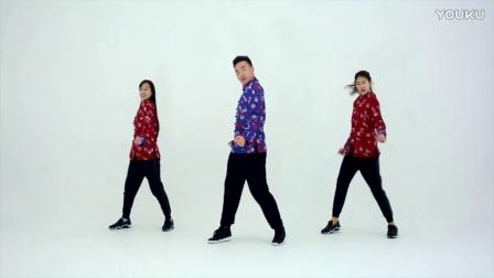 最美中国人  健身舞 广场舞  老猫演唱 王广成编