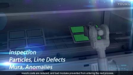 产品视频(EN): AOI缺陷检测系统在显示器制造过程中的应用