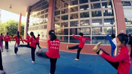 南沙小学武术队-未来的武术精魂