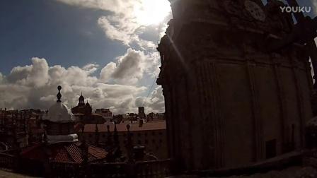 Santiago de Compostela desde arriba - from above