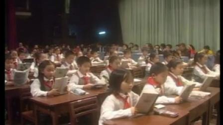 全国第六届青年教师阅读教学观摩《去年的树》人教版小学语文四上,湖北:罗勤